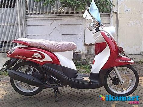 Jual Saklar Fino Jual Yamaha Mio Fino Classic Merah Marun Gress Kayak Baru Jkt Motor