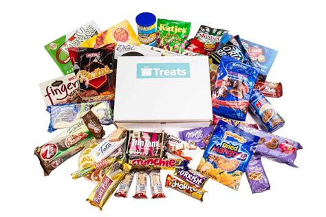 Friday Treat by Treats Find Subscription Boxes
