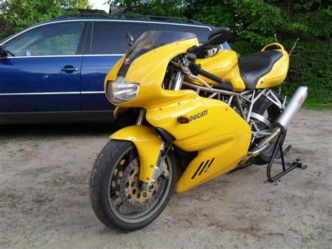 Erstes Motorrad Supersportler by Ducati Supersport Und Supersport S Landstra 223 En Und