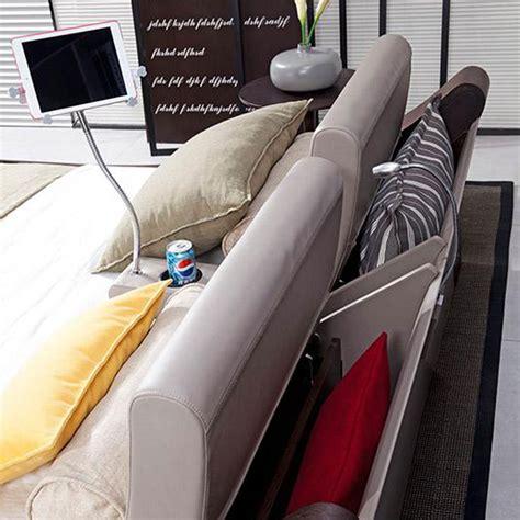 bed cup holder geneva platform bed w lights cup holders ipad holder