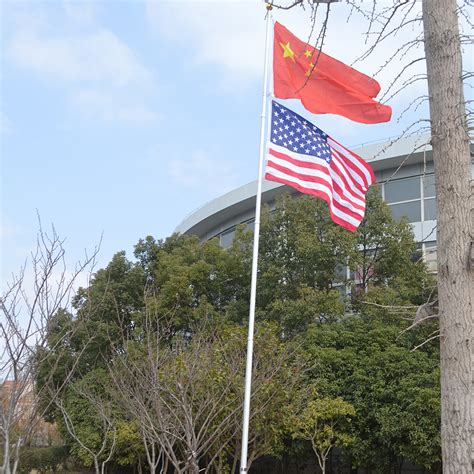 Sectional Flagpole by Silver 25ft Telescoping Aluminum Alloy Sectional Halyard Pole Flagpole Kit Us L8 Ebay