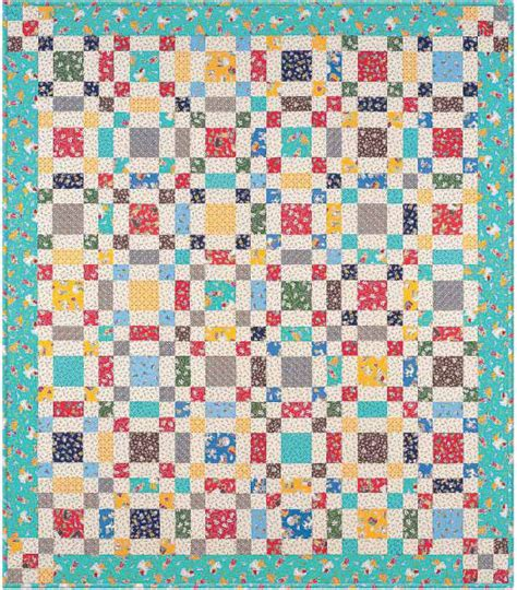 free printable cowboy quilt patterns ride em cowboy free pattern robert kaufman fabric company