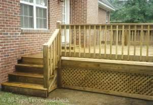 Decking Handrail And Spindles Deck Railing Designs Studio Design Gallery Best Design