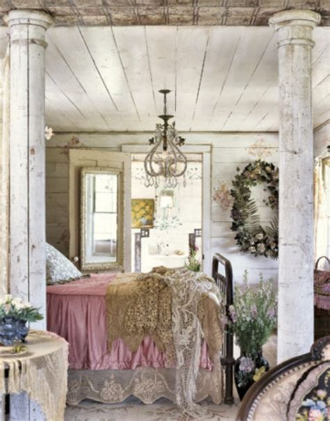 romantic rustic bedrooms a cottage muse back to vintage whites