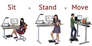sit stand desk galleryhip com the hippest galleries