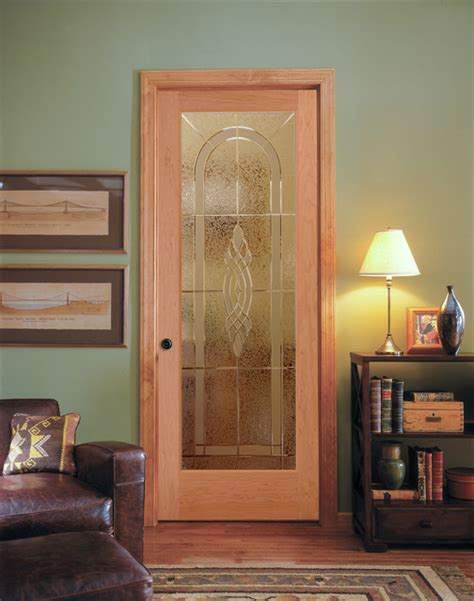 Decorative Interior Glass Doors Decorative Glass Interior Doors