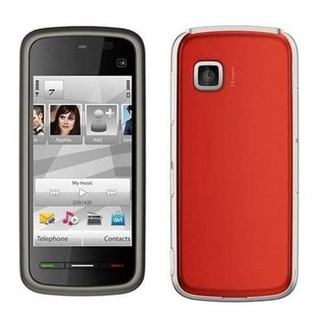 nokia 5233 black themes full body housing for nokia 5233 black red maxbhi com