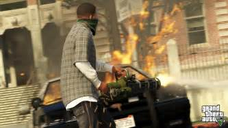 Grand Theft Auto 5 New Grand Theft Auto 5 Screenshots Show Beautiful