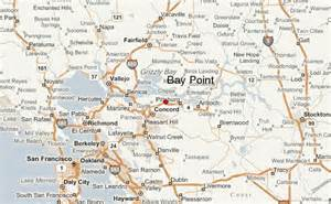 point california map bay point location guide