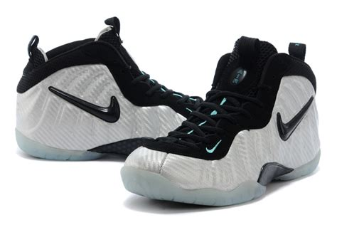 for sale nike air foosite pro pearl white black teal