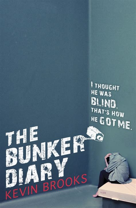 feeling fictional blog tour extract from the bunker diary by kevin brooks