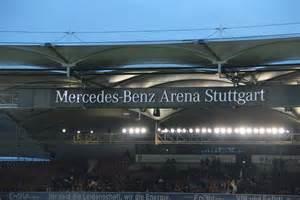 Mercedes Arena Stuttgart Mercedes Arena