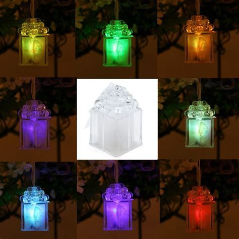 coollamps color changing led led color christmas box