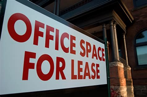 Office Space Lease Use Real Estate Adviser To Lease Commercial Property Lexleader