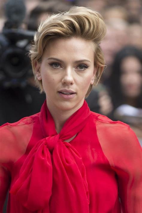 Scarlett Johansson's best TIFF hair Lainey Gossip Lifestyle