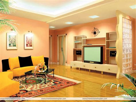 Interior Home Color Combinations Interior Exterior Plan Magnificent Living Room With Striking Color Combination