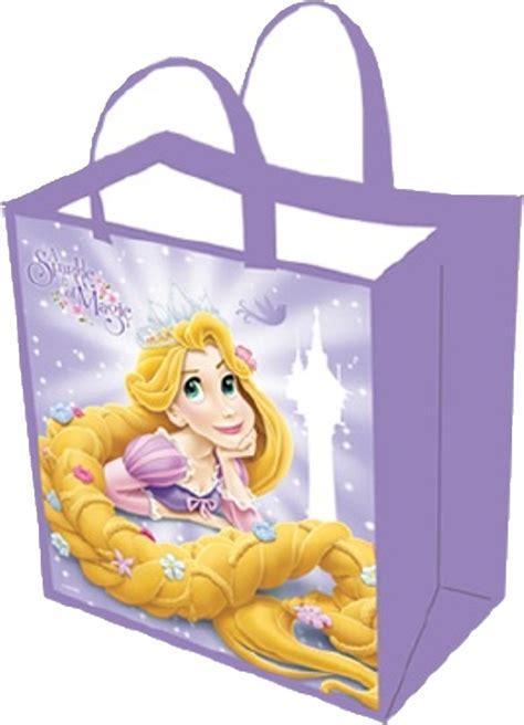 Disney Princess Rapunzel Bag disney tinkerbell fairies reusable tote bag 13 5 x15 5 x6