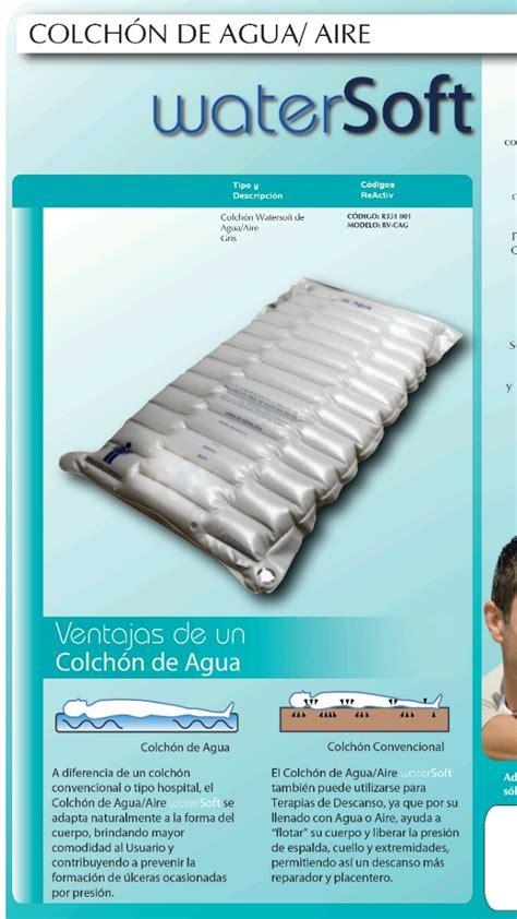 colchon agua colchon agua aire antiescaras antillagas watersoft 720