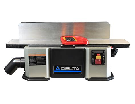 bench joiner delta power tools 37 071 6 inch midi bench jointer ebay