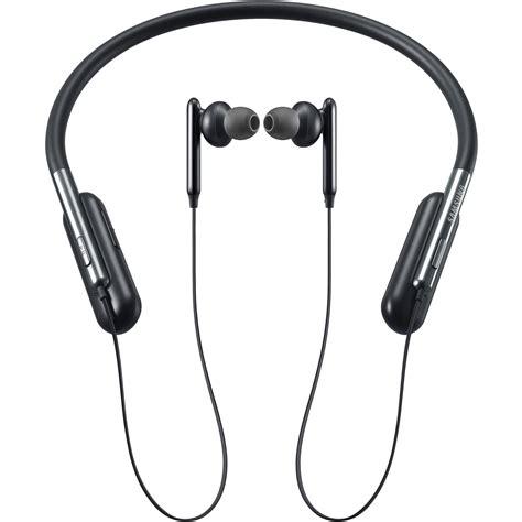 samsung u flex bluetooth wireless headphones eo bg950cbegus b h