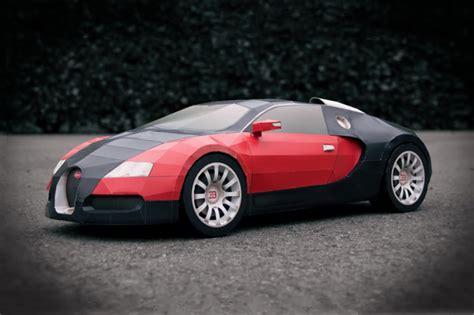 bugatti veyron made bugatti veyron made from a4 paper hypebeast