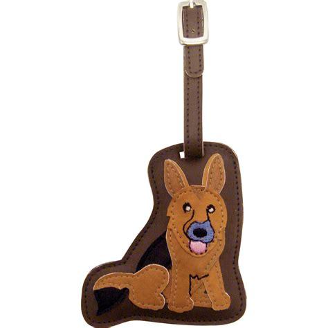 german shepherd puppies idaho german shepherd luggage tag briefcase backpack travel id