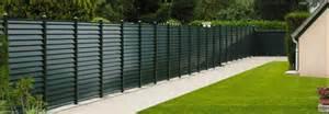 aluminium fence clapboard