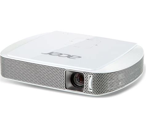Proyektor Acer Mini buy acer c205 mini projector free delivery currys