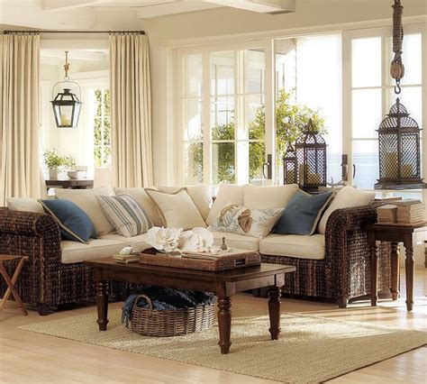 pottery barn room living room pottery barn interior design living