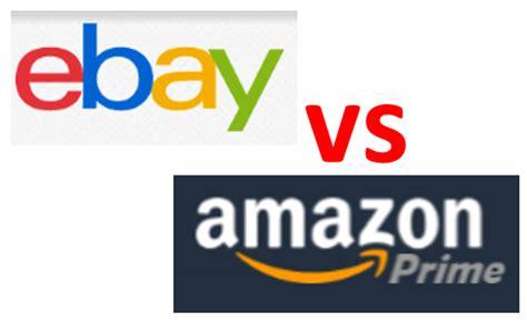 ebay vs amazon ebay or amazon