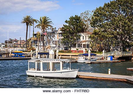 duffy boats for sale in southern california photo of waterfront luxury homes in newport beach in