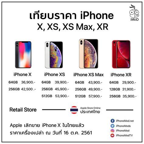 8 เหต ผล ทำไมควรซ อ iphone xr มากกว า iphone x iphonemod