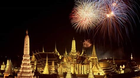 is new year celebrated in thailand the date and traditions of the new year celebration in
