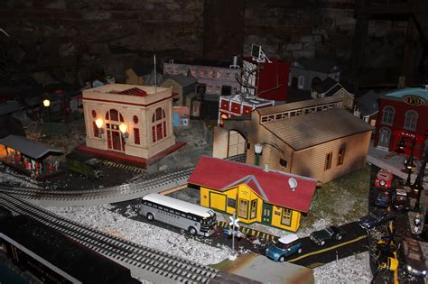 model railroader video layout tour harry pierce layout description maine model railroad tour