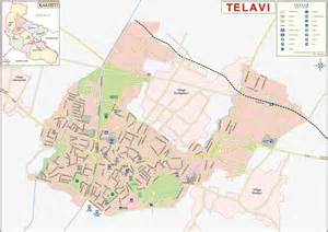 map of tbilisi tbilisi map images