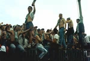 nord möbel magic fans 1991 en vert et contre tous kop nord ma