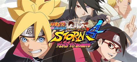 Sun Strom 4 Road To Boruto Ps4 Road To Boruto Versione Completa Confermata Per L Europa
