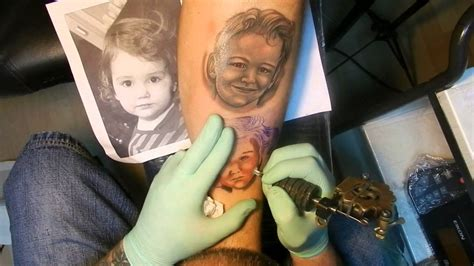 tattoo hidden dragon zadar children portrait tattoo by davor lovrinov hidden dragon