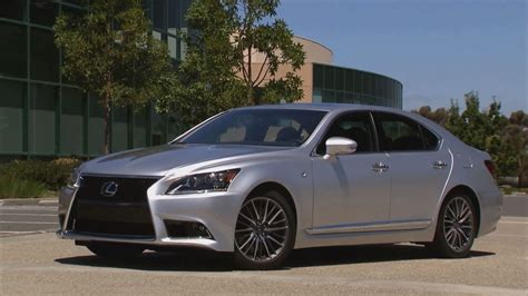 lexus ls 2016 2016 lexus ls 460 photos informations articles