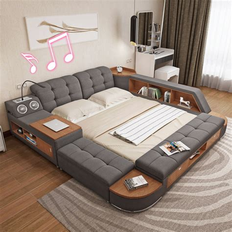 multifunctional bed usd 593 33 tatami bed zhuwo modern minimalist storage