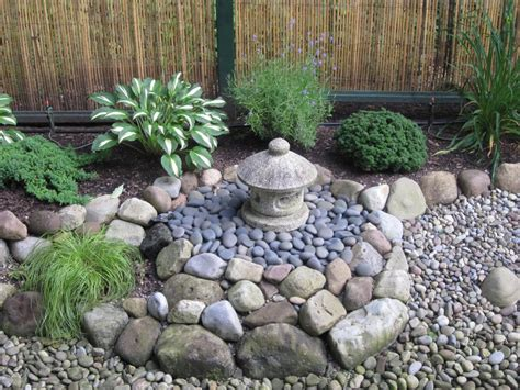 Garden Design With Rocks My Zen Garden Garden Features
