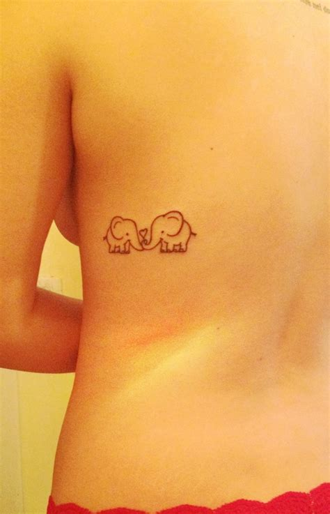 tattoo elephant tumblr elephant hearts cute tattoo