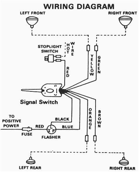utv turn signal wiring diagram 30 wiring diagram images
