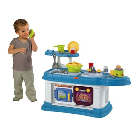 fisher price plastic play kitchen www imgkid the