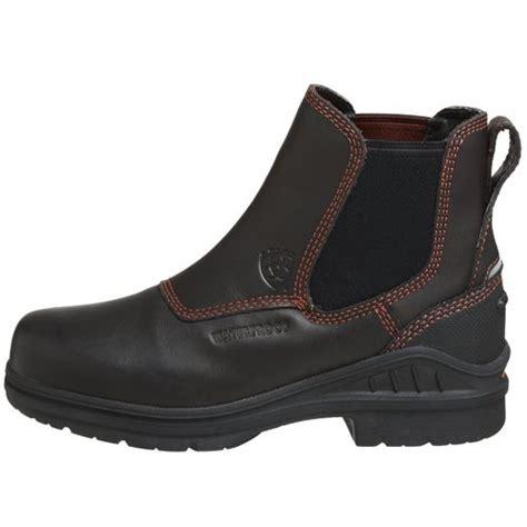 barn boots womens ariat s barnyard h2o barn boot ebay