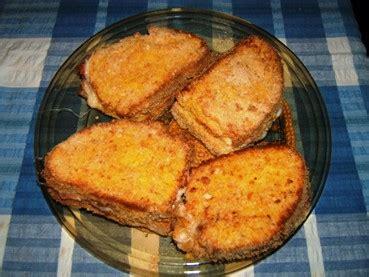 pane in carrozza mozzarella in carrozza al forno matebi