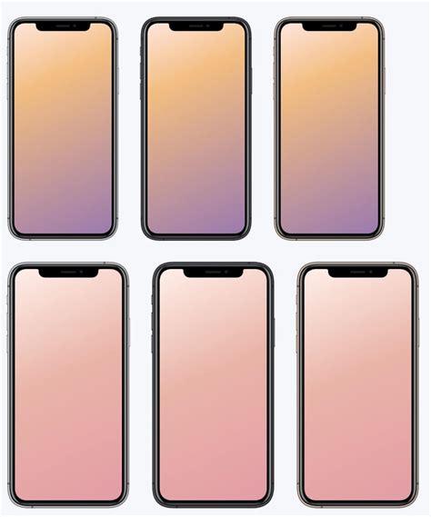 iphone xr xs color mockups detail 02 ui盟 ui kits 线框图 手机模板 图标 ps sketch ai素材网站
