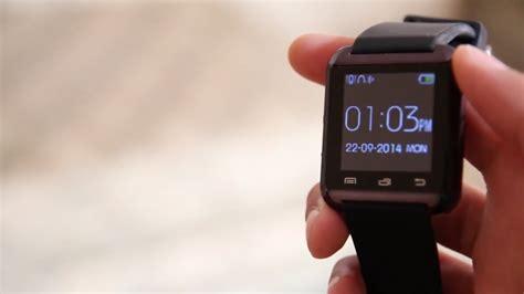 Smartwatch Uu8 Onix uwatch u8 smartwatch for android review