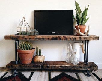 console table with shoe rack best 25 reclaimed wood tv stand ideas on wood