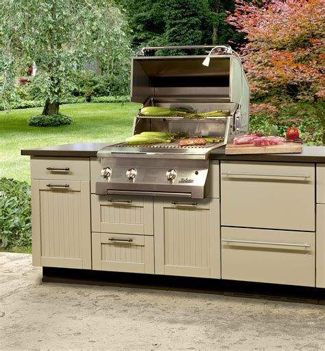 Outdoor Cabinets Kitchen Danver Stainless Steel Cabinetry Kbtribechat